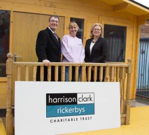 Law firm trust helps family charity
