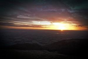 malverns sunrise 2