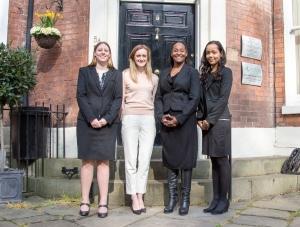 L-R Beverley Brewer, Eve Loughrey, Inez Brown,Nathalie Needham.jpg