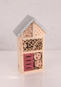 Insect Hotel - The Lodge